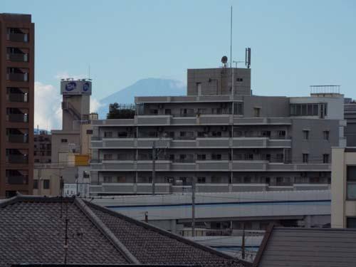 屋上から富士を見たこと_f0211178_10014520.jpg