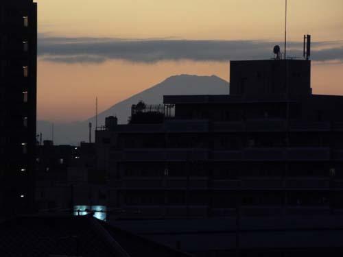 屋上から富士を見たこと_f0211178_10021491.jpg
