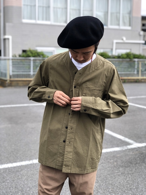 UNDERPASS Brands 2019 A/W COLLECTION 2nd Look._c0079892_2153693.jpg