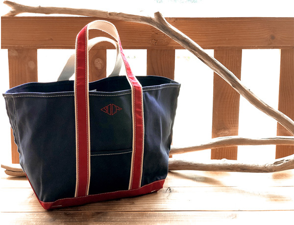 【DELIVERY】 STANDARD CALIFORNIA - Made in USA Deluxe Canvas Tote Bag_a0076701_16314640.jpg