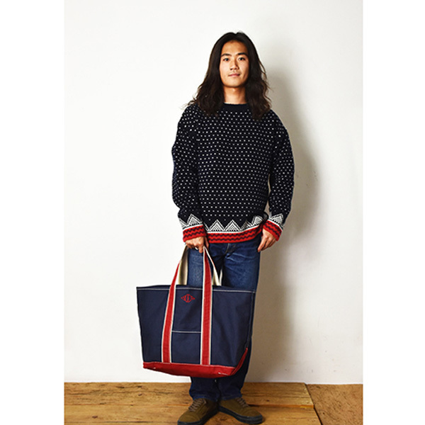 【DELIVERY】 STANDARD CALIFORNIA - Made in USA Deluxe Canvas Tote Bag_a0076701_16335061.jpg