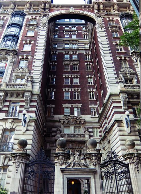 NY屈指の美建築、ボザール様式の高級住宅コープ、ザ・ドリルトン (The Dorilton、1902年竣工)_b0007805_01575506.jpg