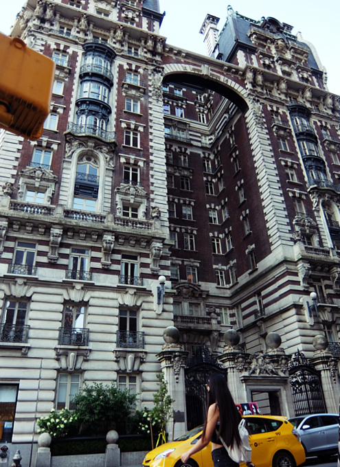 NY屈指の美建築、ボザール様式の高級住宅コープ、ザ・ドリルトン (The Dorilton、1902年竣工)_b0007805_01584162.jpg
