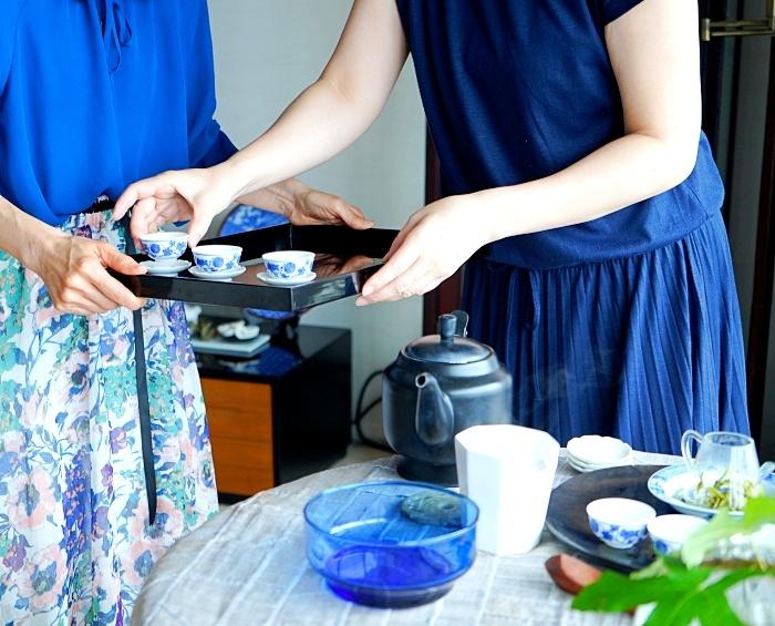 19年夏日本旅行(9日目:東京のお茶会)_e0362907_23122142.jpg