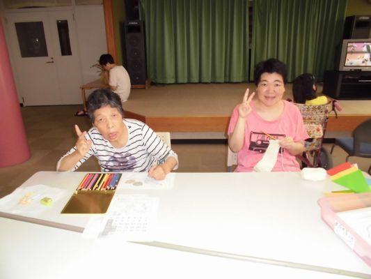 8/12 日中活動_a0154110_11285452.jpg