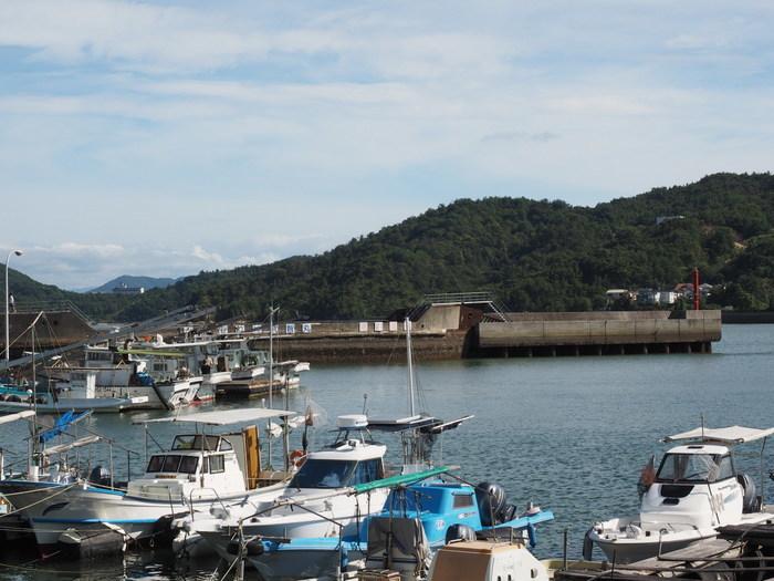 安浦港の風景_c0116915_23463536.jpg