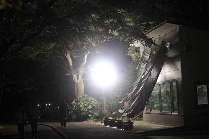 秋の夜長の自然文化園⑦~オリイオオコウモリたちの夜(October 2018)_b0355317_11514962.jpg