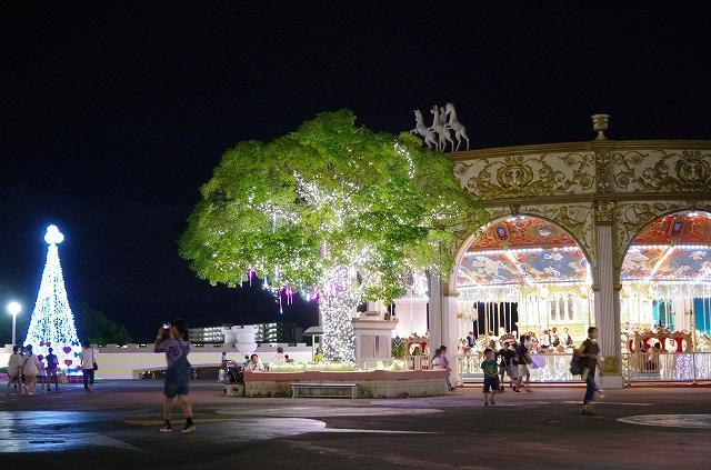 遊園地のイルミネーション_d0052327_8461724.jpg