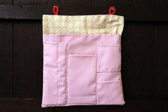 裁縫 ~ 俳画道具のバッグインバッグ ~_e0222340_15314328.jpg
