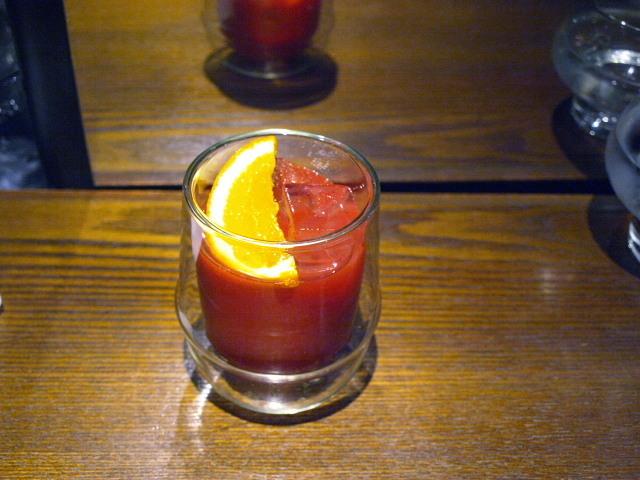 札幌 夜パフェ専門店 パフェテリア ミル その4(ジャスミンとティラミスと柑橘のパフェ)_d0153062_16115661.jpg