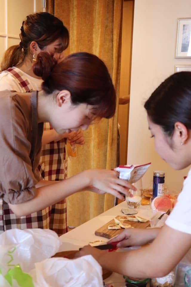 神戸松陰女子学院大学様向け 魅せる盛りつけ講習 _f0375763_23365533.jpg