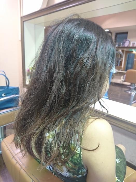 夏のピンク髪!!_a0272765_18025506.jpg