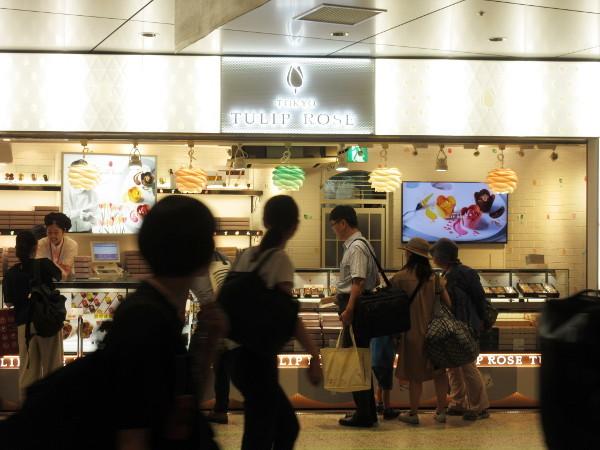 【東京駅情報】TOKYOチューリップローズが東京駅にオープンしてました_c0152767_22100502.jpg