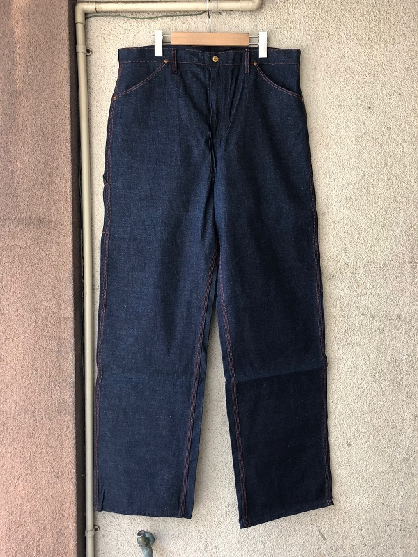 BLUE BELL Denim Painter Pants_c0146178_13501549.jpg