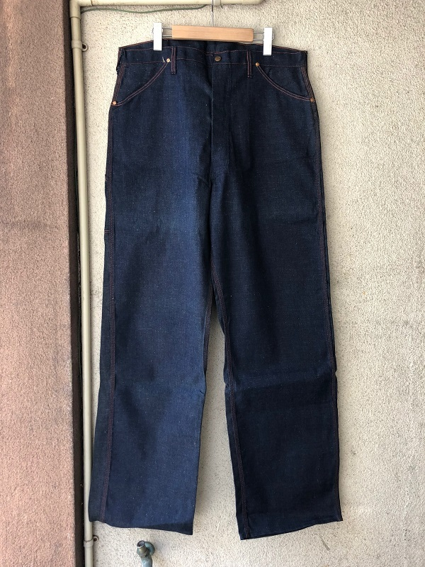 BLUE BELL Denim Painter Pants_c0146178_13543412.jpg