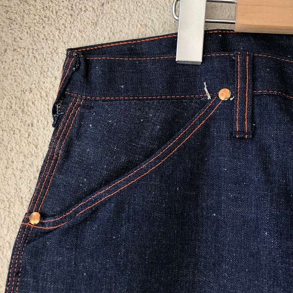 BLUE BELL Denim Painter Pants_c0146178_13552957.jpg