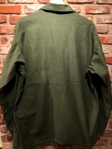 "1963 "" U.S AIR FORCE \"" 100% cotton SATEEN - OG 107 FATIGUE SHIRTS - 1st MODEL(後期) - ._d0172088_16292712.jpg"