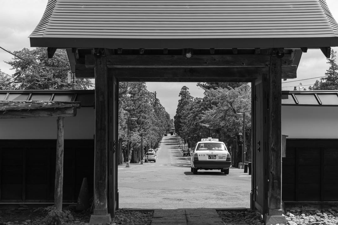 禅林街(泉光院~梅林寺まで、モノクロ)_a0158797_22305744.jpg