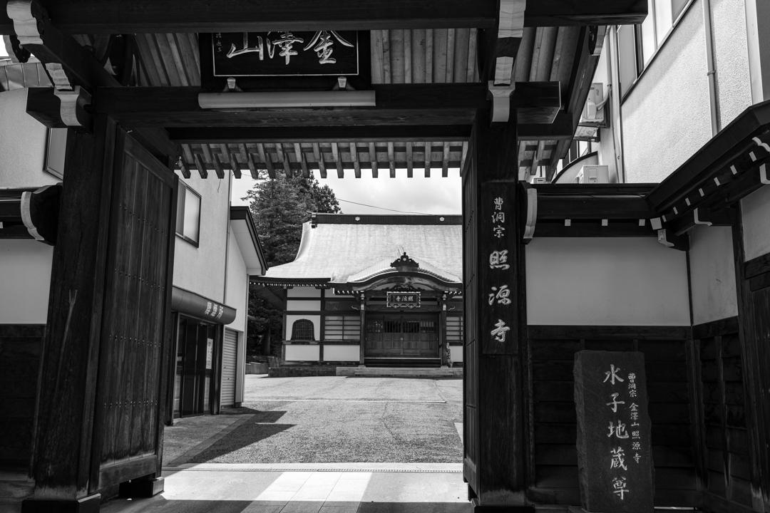 禅林街(泉光院~梅林寺まで、モノクロ)_a0158797_23164949.jpg
