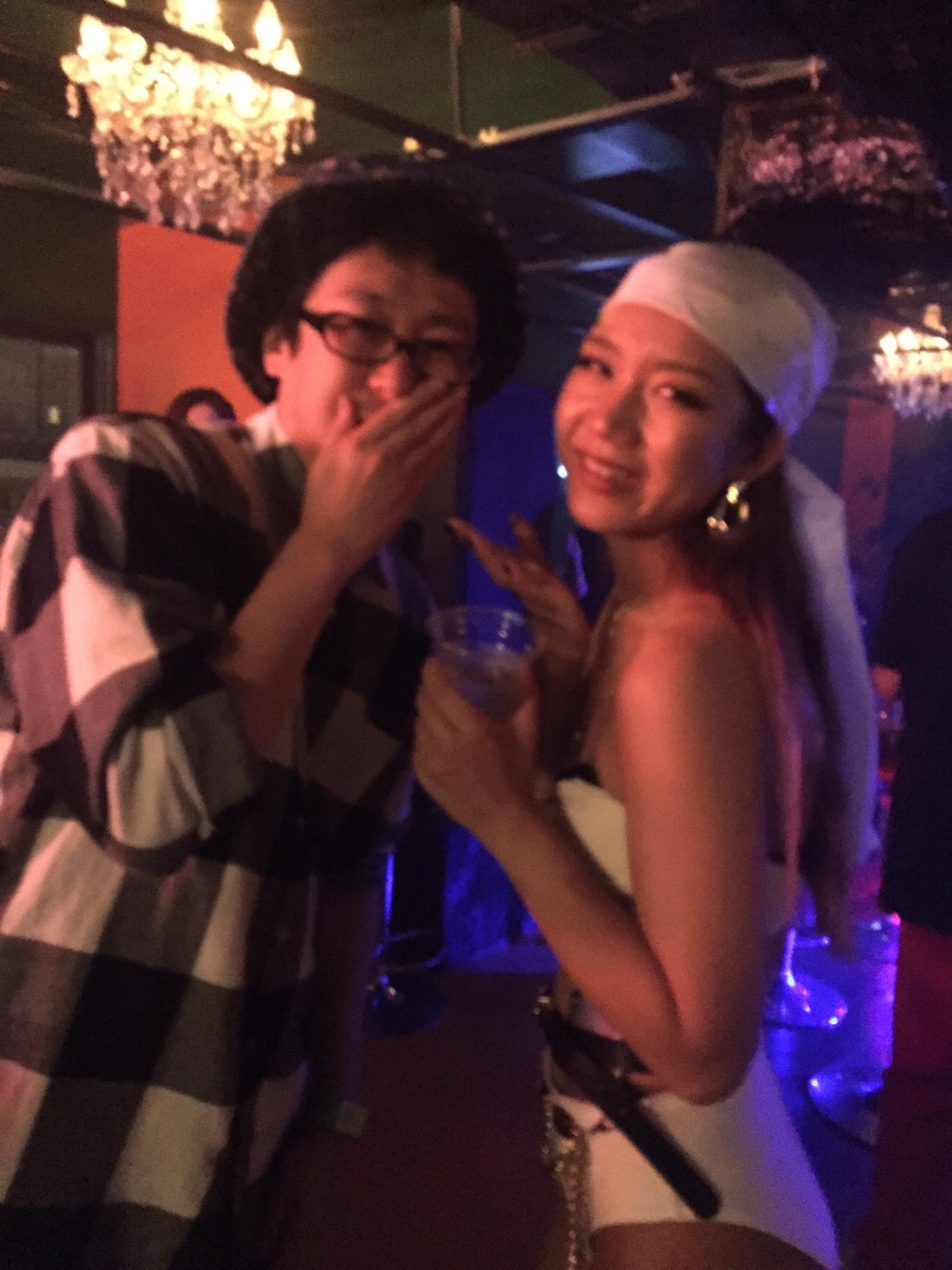 DISCO PARTY in SUMMER @QTRAIN レポ_e0115904_02571437.jpg