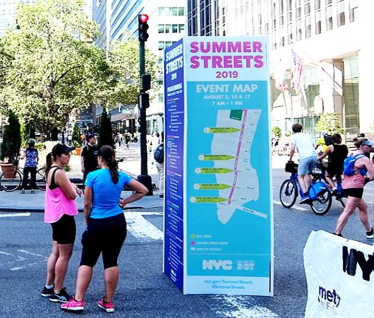 NY最長の歩行者天国イベント、Summer Streets 2019_b0007805_20370623.jpg