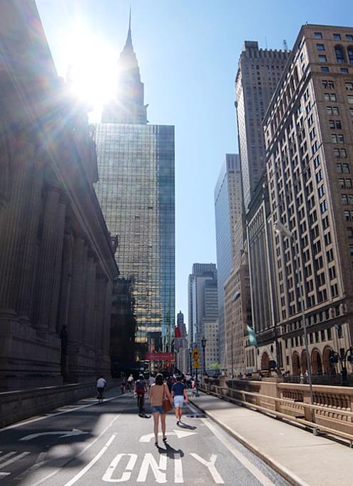 NY最長の歩行者天国イベント、Summer Streets 2019_b0007805_21291231.jpg