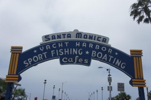 【ロサンゼルス旅行⑥ サンタモニカ】_f0215714_16303980.jpg