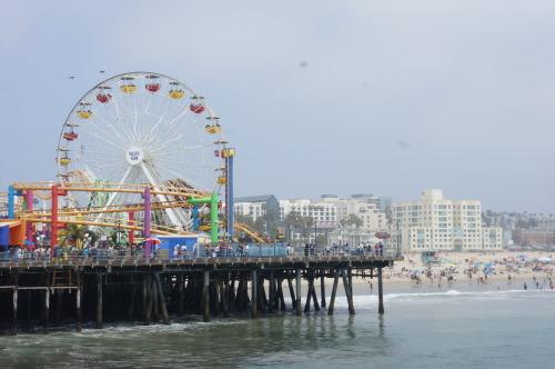 【ロサンゼルス旅行⑥ サンタモニカ】_f0215714_16322848.jpg