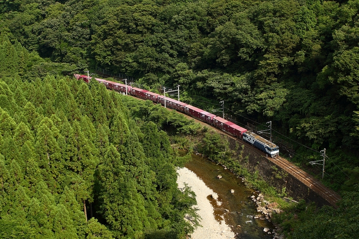 2019年8月 伯備線貨物列車_f0233120_1384166.jpg