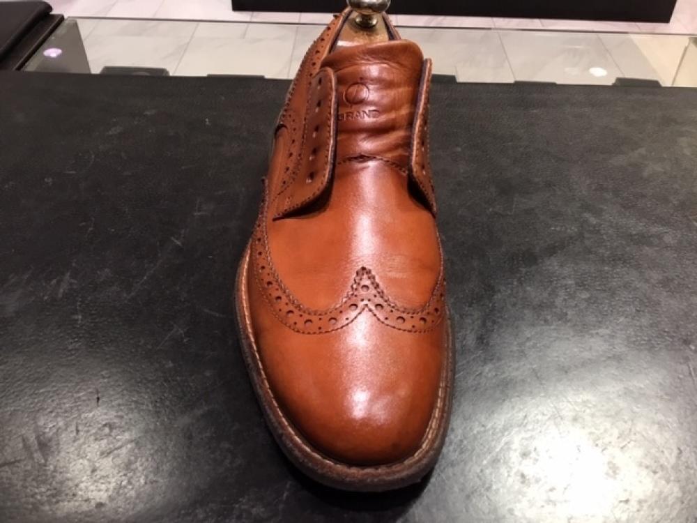 靴の色味より濃いクリームを使ってみました。(前篇)_b0226322_13333561.jpg