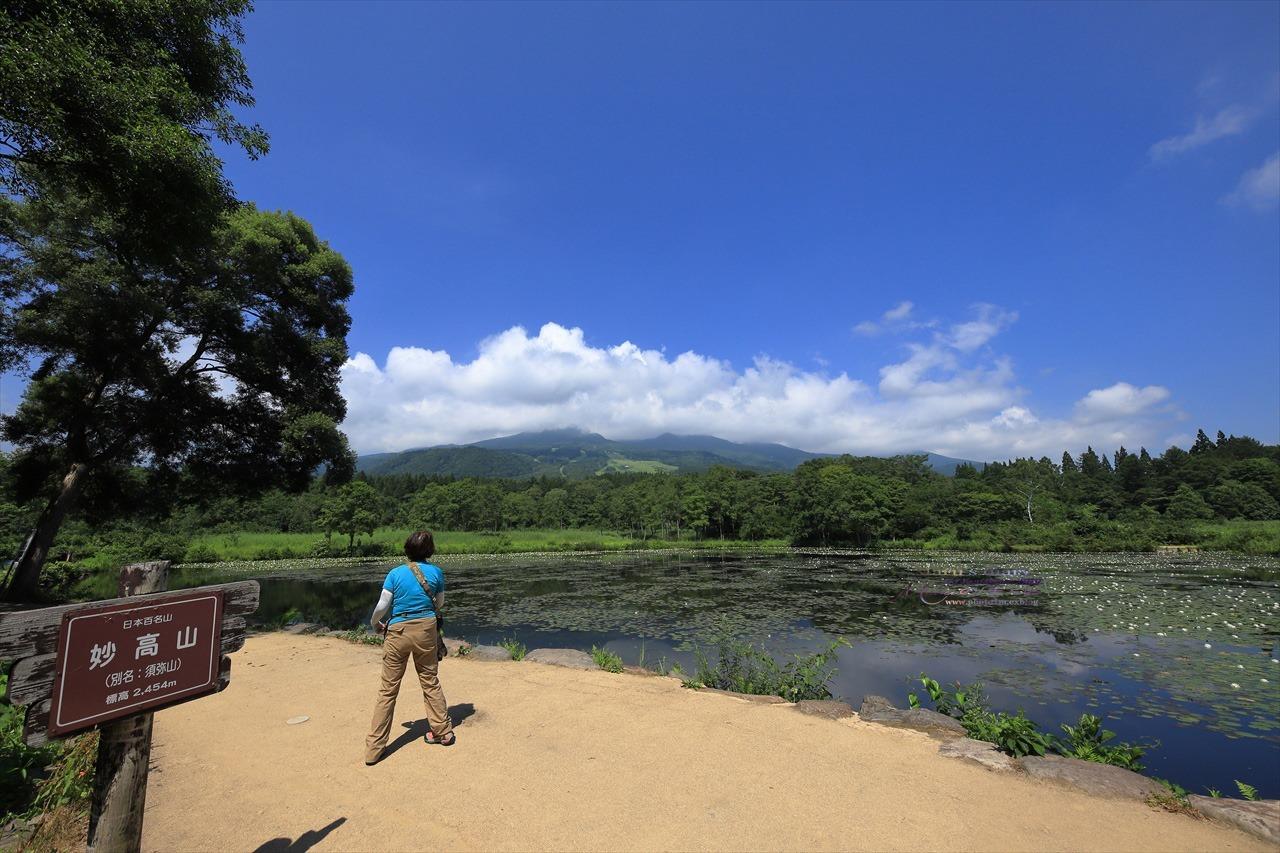 まゝに/妙高戸隠連山国立公園2 いもり池_d0342426_01454548.jpg