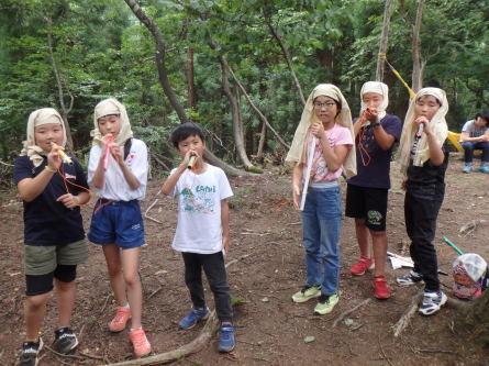 忍者企画のキャンプ、無事終了!_f0101226_22580162.jpg
