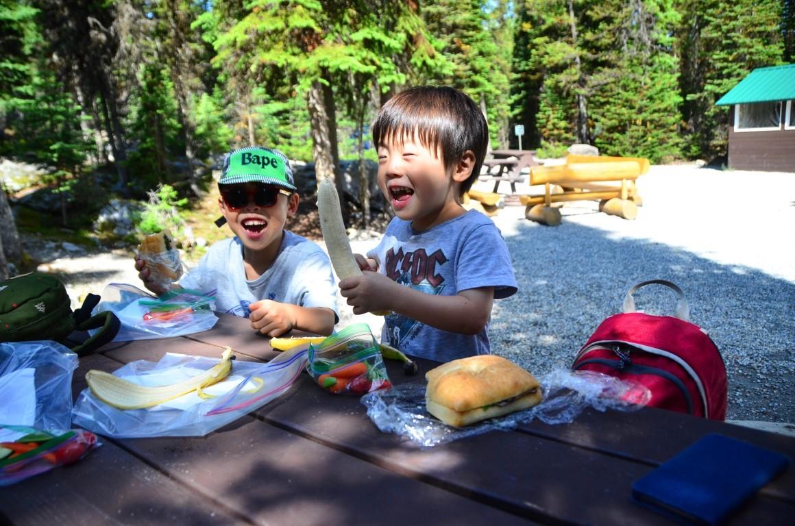 カナダで初キャンプ体験。三浦ファミリーと行く、レイクオハラキャンプの旅!_d0112928_04093361.jpg
