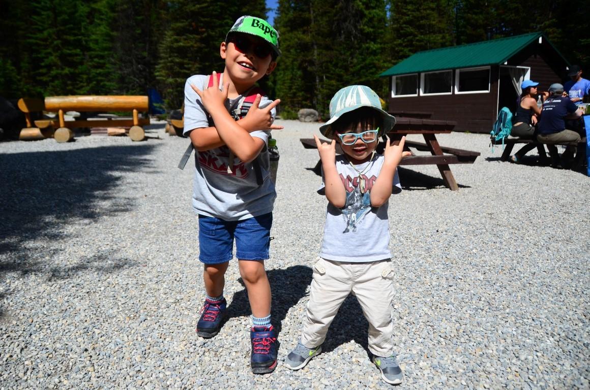カナダで初キャンプ体験。三浦ファミリーと行く、レイクオハラキャンプの旅!_d0112928_04093893.jpg