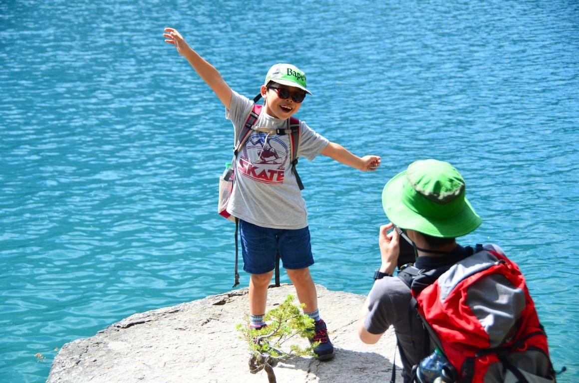 カナダで初キャンプ体験。三浦ファミリーと行く、レイクオハラキャンプの旅!_d0112928_04103339.jpg