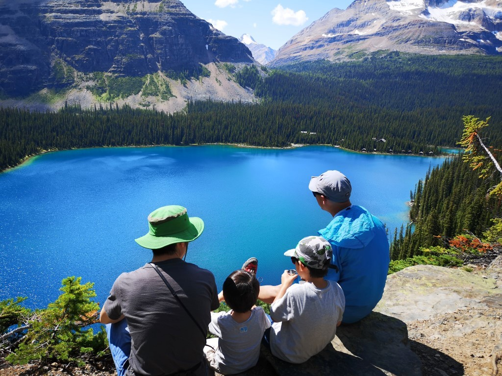 カナダで初キャンプ体験。三浦ファミリーと行く、レイクオハラキャンプの旅!_d0112928_04104097.jpg