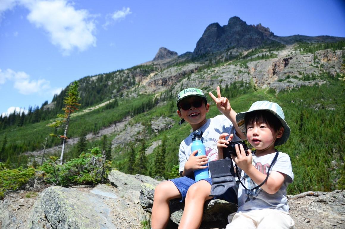 カナダで初キャンプ体験。三浦ファミリーと行く、レイクオハラキャンプの旅!_d0112928_04105144.jpg