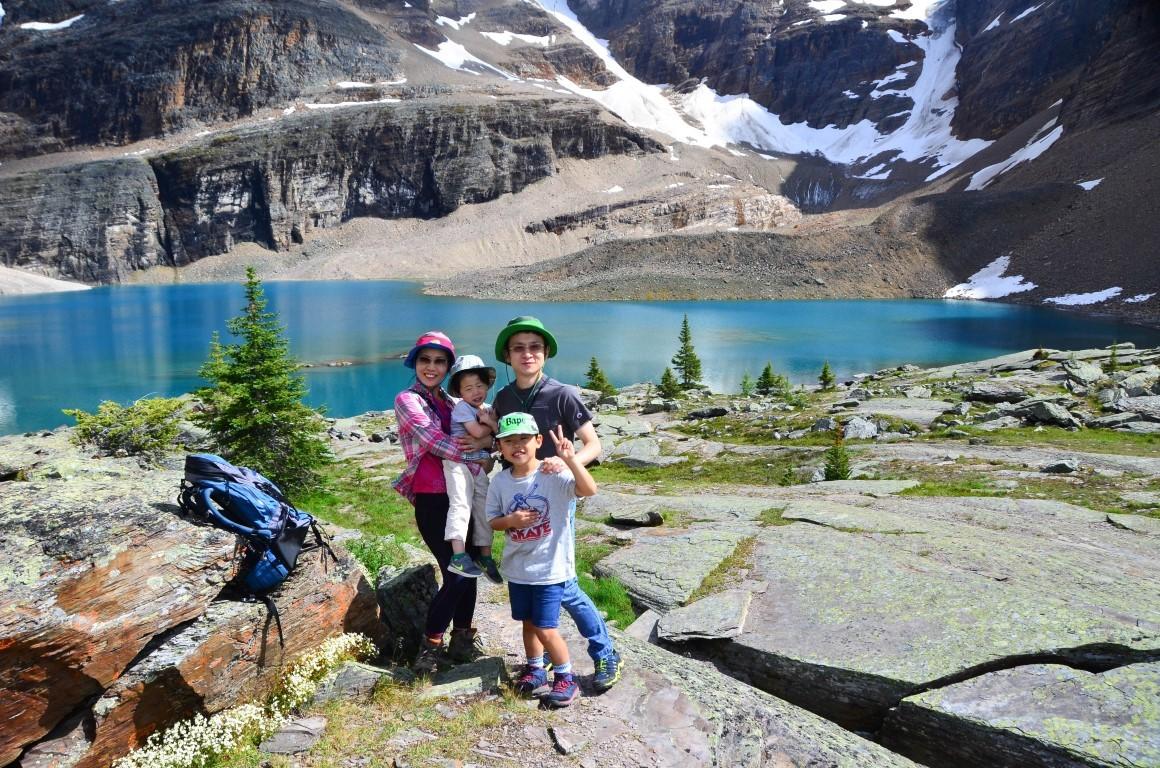 カナダで初キャンプ体験。三浦ファミリーと行く、レイクオハラキャンプの旅!_d0112928_04114364.jpg