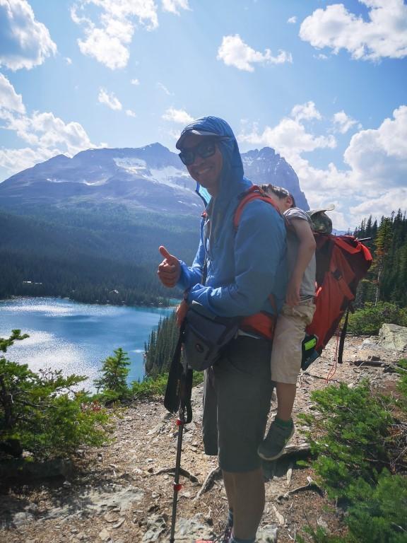 カナダで初キャンプ体験。三浦ファミリーと行く、レイクオハラキャンプの旅!_d0112928_04121124.jpg
