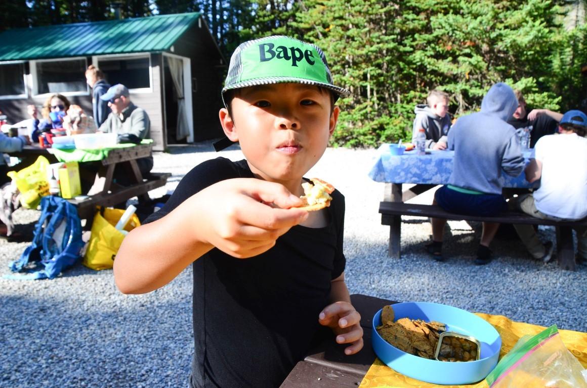 カナダで初キャンプ体験。三浦ファミリーと行く、レイクオハラキャンプの旅!_d0112928_04122527.jpg