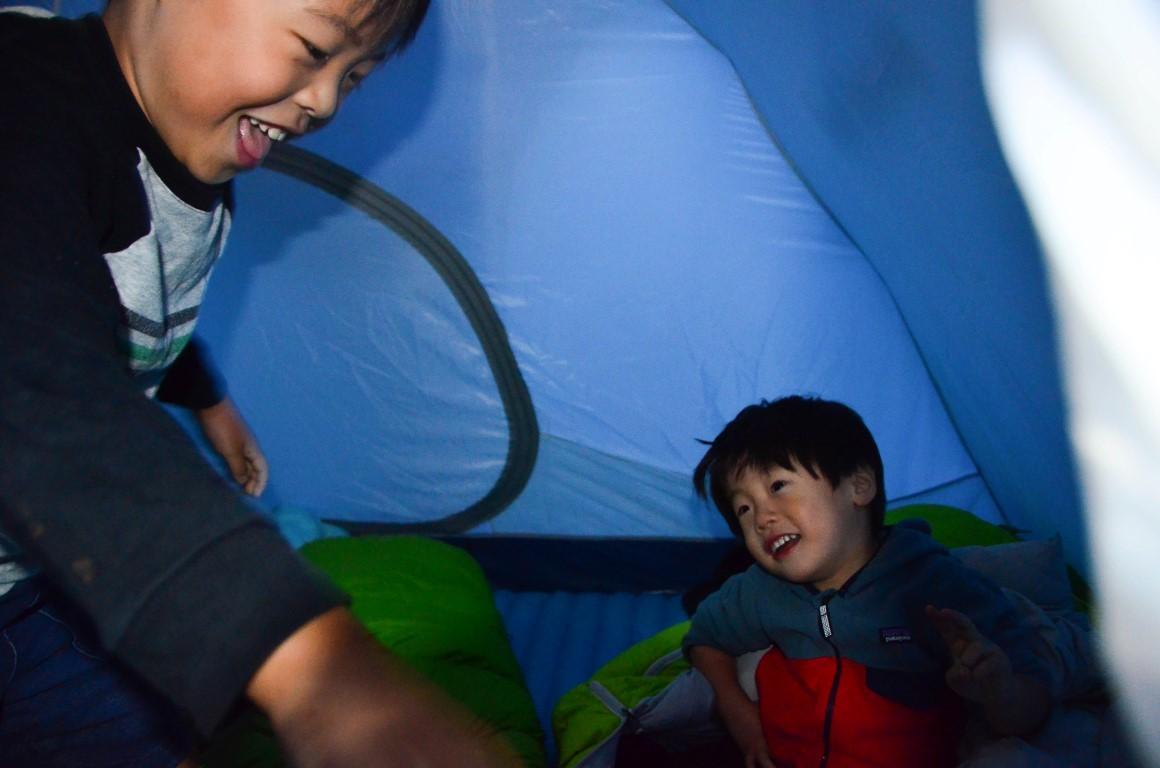 カナダで初キャンプ体験。三浦ファミリーと行く、レイクオハラキャンプの旅!_d0112928_04130147.jpg