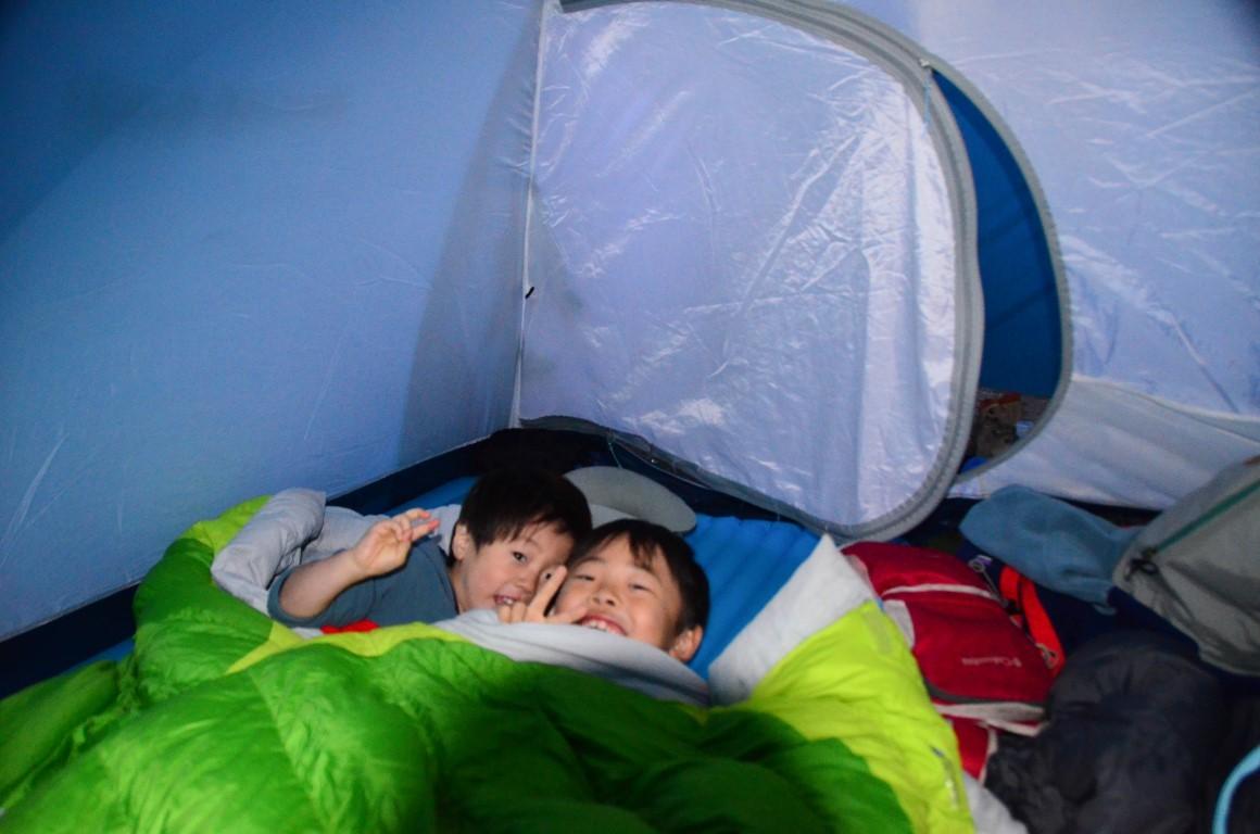 カナダで初キャンプ体験。三浦ファミリーと行く、レイクオハラキャンプの旅!_d0112928_04131129.jpg