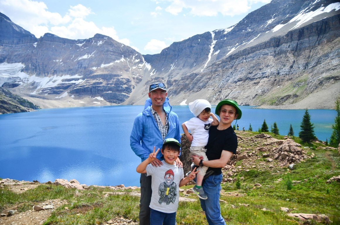 カナダで初キャンプ体験。三浦ファミリーと行く、レイクオハラキャンプの旅!_d0112928_04143669.jpg