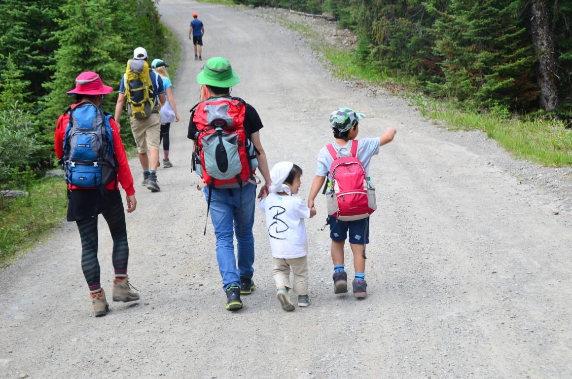 カナダで初キャンプ体験。三浦ファミリーと行く、レイクオハラキャンプの旅!_d0112928_04144803.jpg