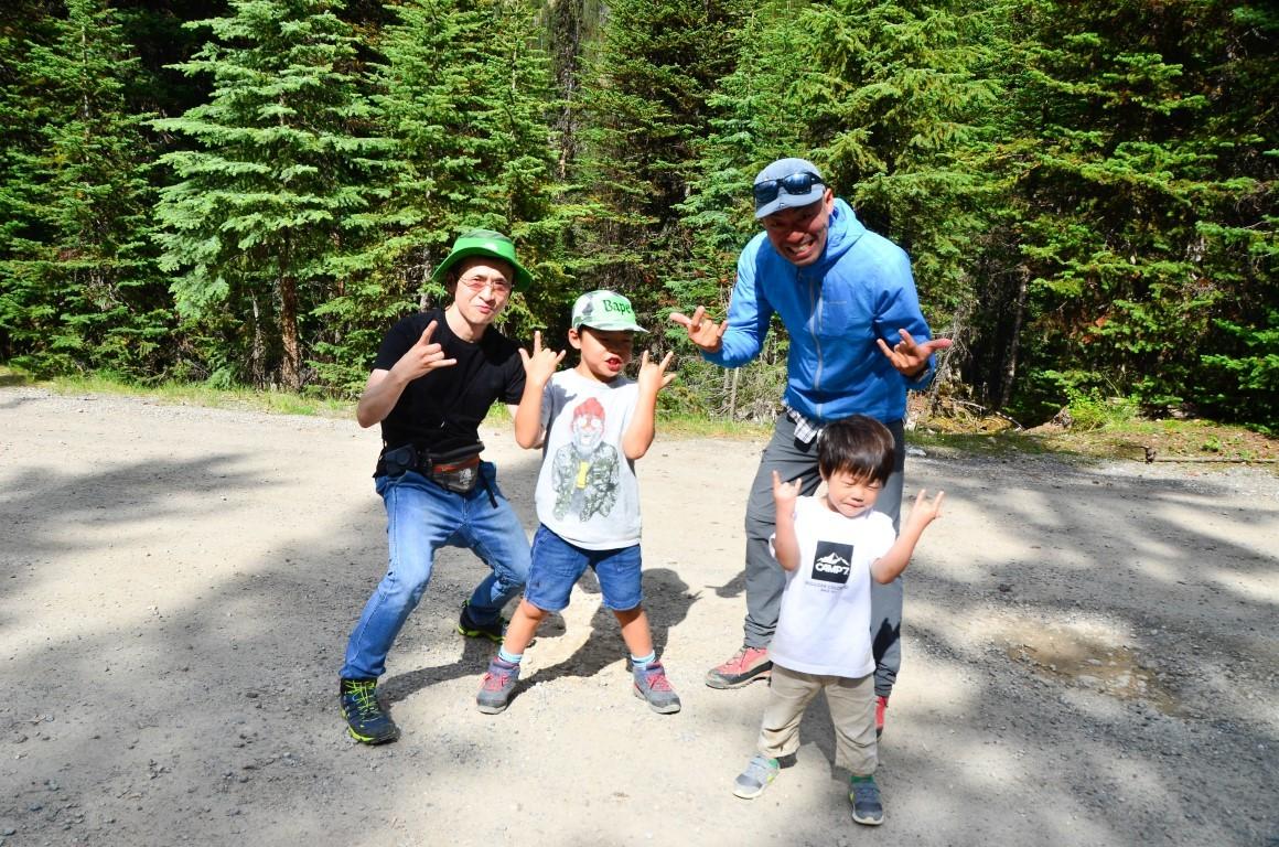 カナダで初キャンプ体験。三浦ファミリーと行く、レイクオハラキャンプの旅!_d0112928_04150508.jpg