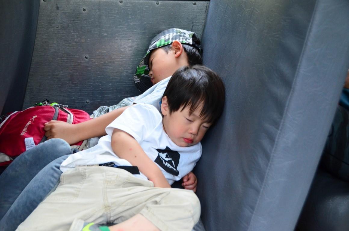 カナダで初キャンプ体験。三浦ファミリーと行く、レイクオハラキャンプの旅!_d0112928_04151964.jpg