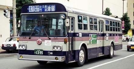 熊本電気鉄道 三菱ふそうK-MP118M +西工53MC_e0030537_01485640.jpg