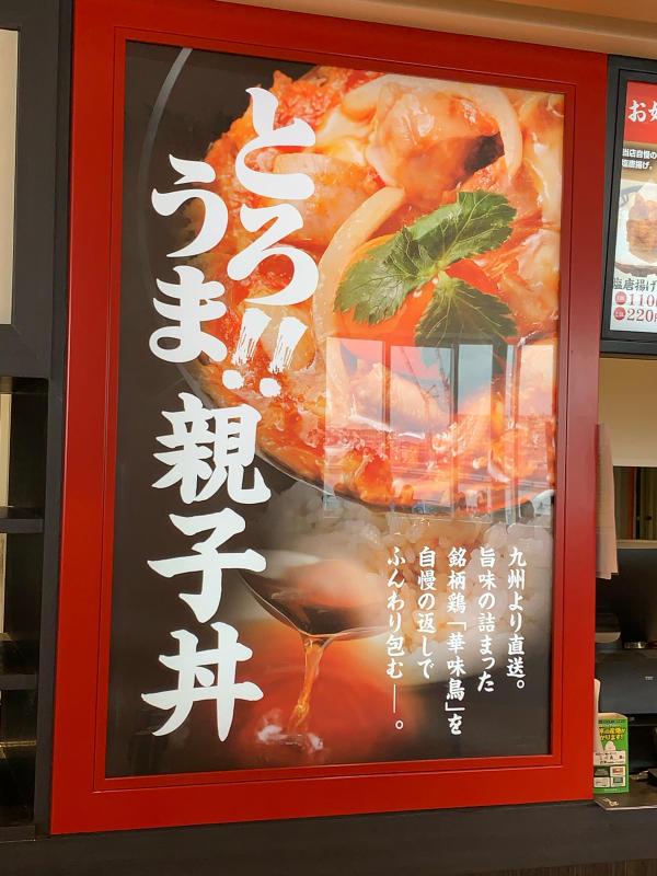綾子丼とオムライス  ららぽーと立川立飛_a0359239_13552208.jpg