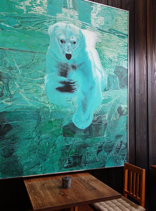 【田中MAN展〜真夏のZ動物園(ほぼぷかぷかしてます)】+絵画教室もありますよ!_a0017350_06500624.jpg