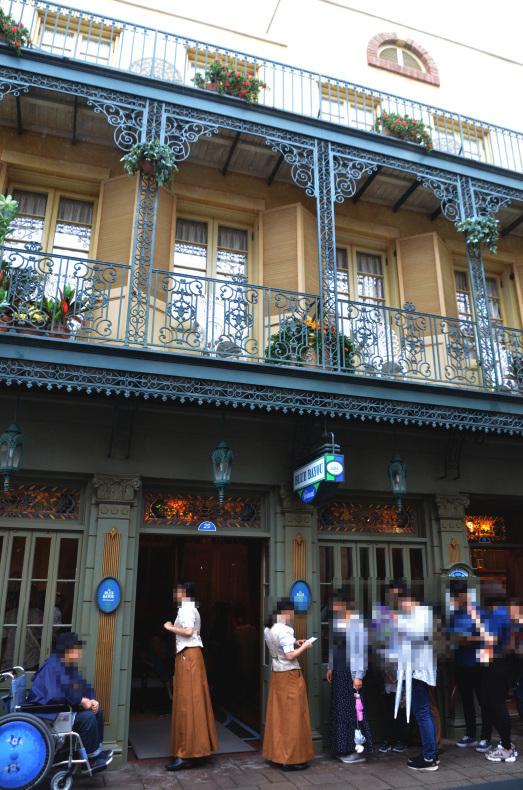 「ブルーバイユーレストラン」そう!あのカリブの海賊から見えるやつ!:2019_TDR-3_f0054556_18520927.jpg